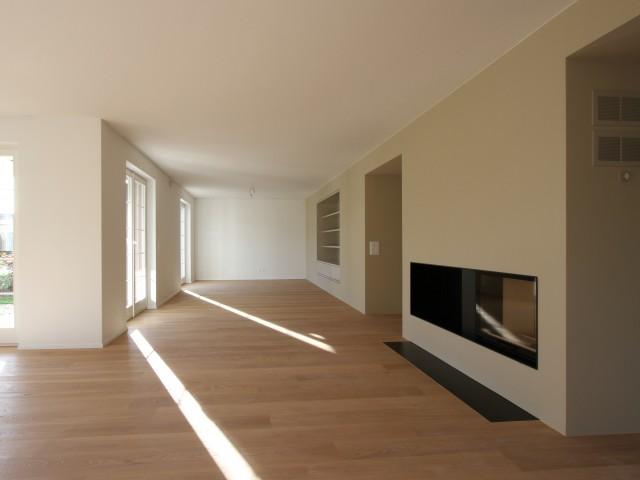 Integrierte Möbel